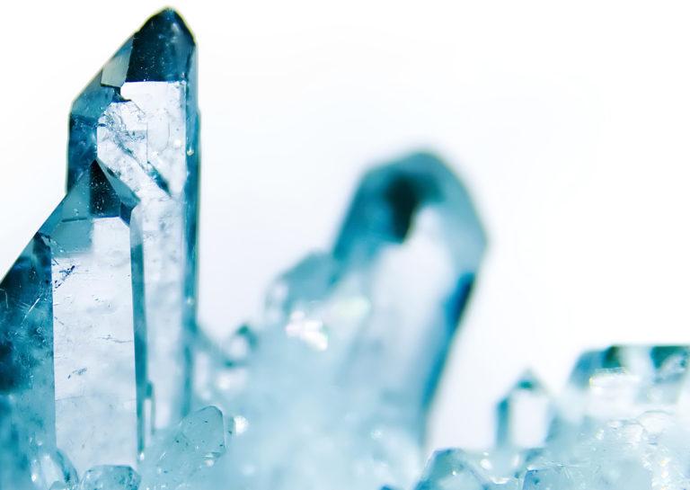 Menthol Kristalle