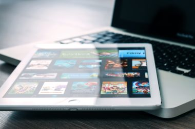 Laptop + Tablet